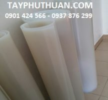 Cuộn silicone trắng