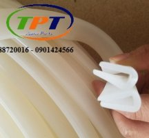 Gioang silicone nẹp cửa kính