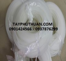 Ống silicone phi 19ly