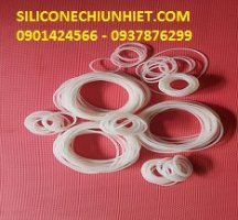 Oring silicone phi 30 x phi 45mm