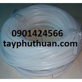 Ống silicone chịu nhiệt cao