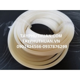 Ống silicone  phi 34