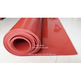 Silicone đỏ cứng